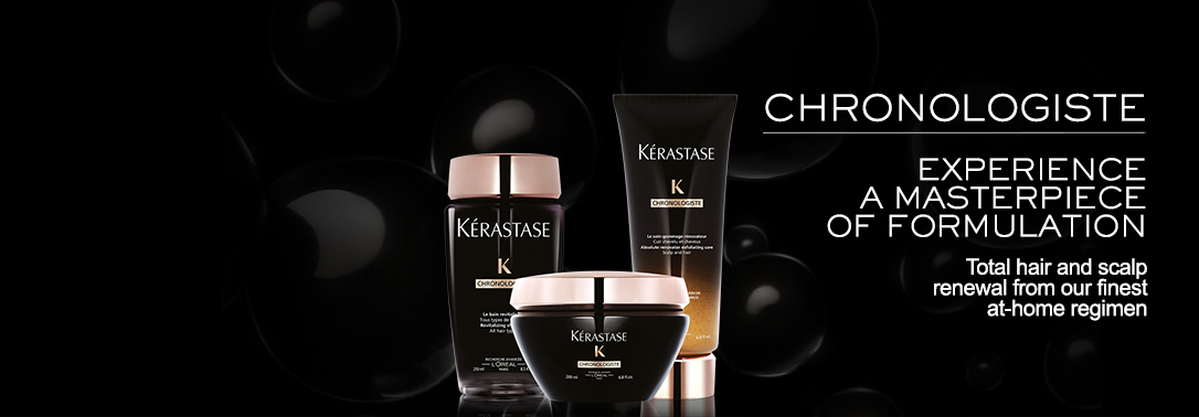 kerastase chronologiste products